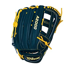 Wilson A2000 RB8 Ryan Braun Game Model 12.75 Baseball Glove Right Handed Throw