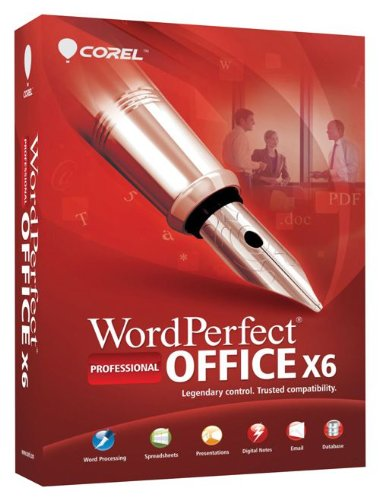 Best WordPerfect Office X6 Professional Edition Software