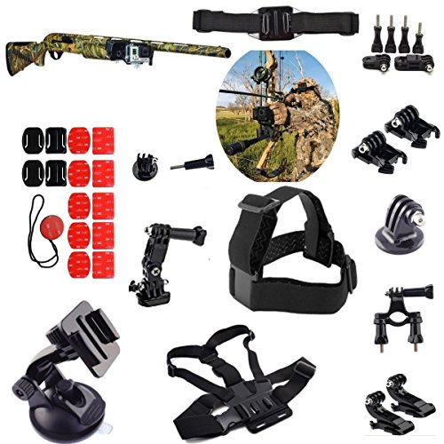 Fatboy Sounds Ultimate Survival GoPro 33 Piece Hunting and Archery Accessory Kit