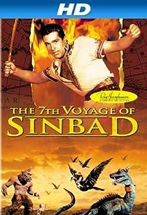 7 voyages of Sinbad