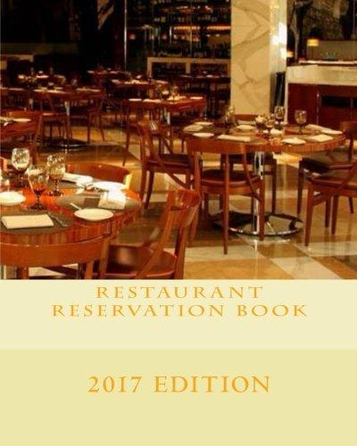 Restaurant Reservation Book (Restaurant Reservation Book compare prices)