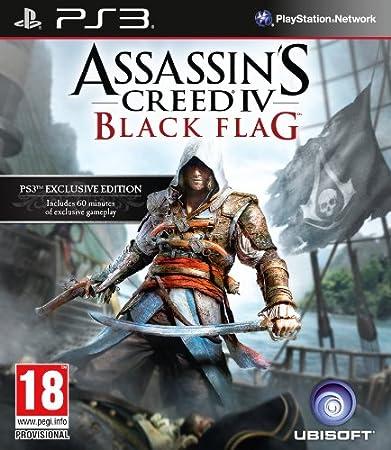 Assassin's Creed IV: Black Flag (PS3)