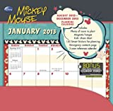 2013 Disney Family  Org Pocket Wall  Calendar