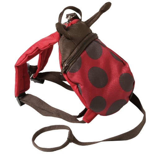Safety 1st Stay Close Harness Pal, Ladybug - 1