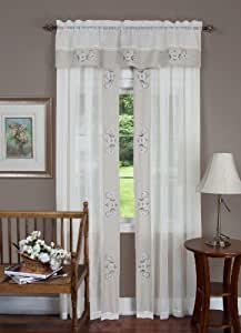 Buy Achim Home Furnishings Hamilton Valance 58 Inch By 14 Inch Online At Low Prices In India