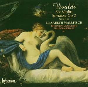 Sechs Violinsonaten Op.2