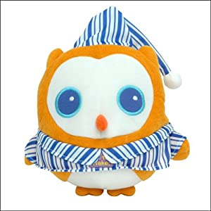 OK To Wake! Owl With Night-Light & Music, Nap Timer