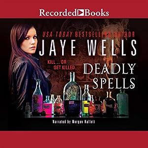 Deadly Spells Audiobook