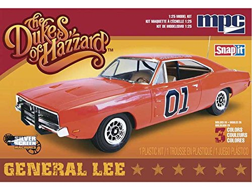 1/25 Dukes of Hazard General Lee '69 Dodge Charger