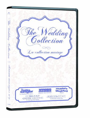 Wedding Collection (Wedding Singer/Wedding Crasher/Muriel's Wedding/My Big Fat Wedding/Wedding Date)