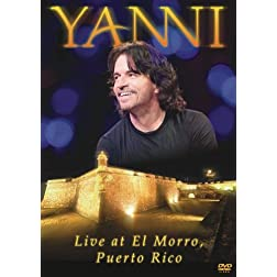Yanni-Live at El Morro, Puerto Rico