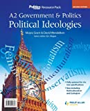 img - for Political Ideologies: A2 Government & Politics (As/a-Level Photocopiable Teacher Resource Packs) book / textbook / text book
