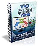 img - for 100 SEO Tips - Dominate The Search Engine Today! book / textbook / text book
