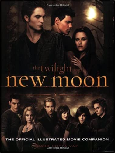 the twilight saga new moonthe official illustrated