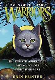 Warriors: Omen of the Stars Box Set: Volumes 1 to 3