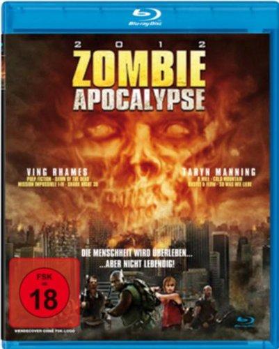 2012 Zombie Apocalypse [Blu-ray]