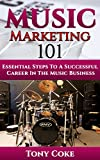 img - for Music Marketing 101: Essential Steps To A Successful Career In The Music Business (DIY Musician, Indie Musicians, New Music Industry, Band Marketing, Selling Music Online) book / textbook / text book