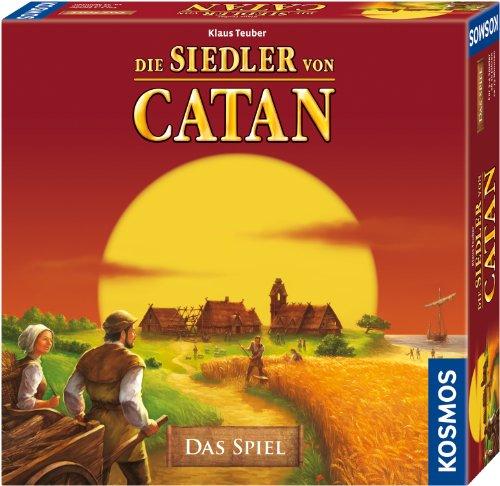 Kosmos 970727 – Die Siedler von Catan – Das Spiel