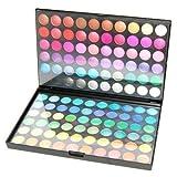 Accessotech 120 Farben Eyeshadow Lidschatten-Palette Makeup...