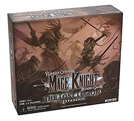 Wizkids/neca - 332548 - Mage Knight - Lost Legion Expansion