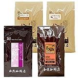 感謝 の 珈琲 福袋(冬・Qニカ・ラデュ・Hコロ) <挽き具合:豆のまま>