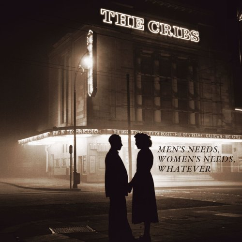 Men'S Needs, Women'S Needs, Whatever Cd Of Album Inside [Vinyl] front-865764