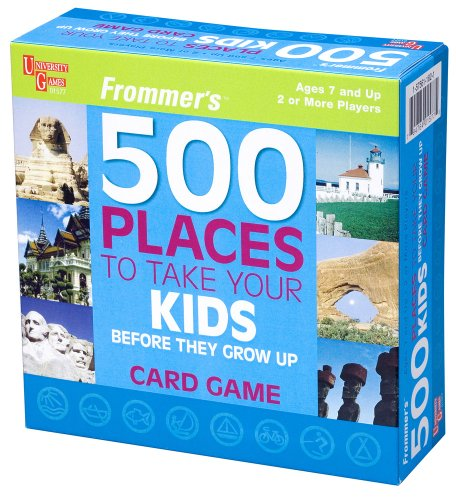 500 Places To Take Your Kids - 1