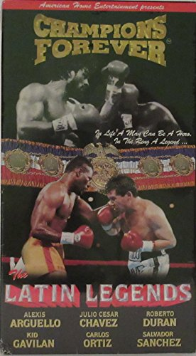 Champions Forever - The Latin Legends [VHS]