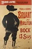 Toulouse-Lautrec. Los orígenes del cartel moderno. (MNAC)