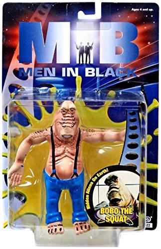 Men in Black movie Bobo The Squat figure