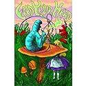 Caterpillar Hookah Alice in Wonderland Fantasy Art Poster - Feed Your Head Print