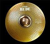 """PAiSTe/RUDE Classic [Dave Lombardo's Inspiration] 22"""" RUDE Power Ride «Reign»"""