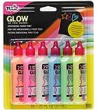 Tulip 6-Pack 3D Fashion Paint, Glow