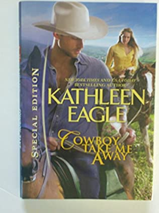 book cover of Cowboy, Take Me Away