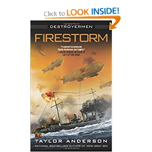 Firestorm (Destroyermen) by Taylor Anderson