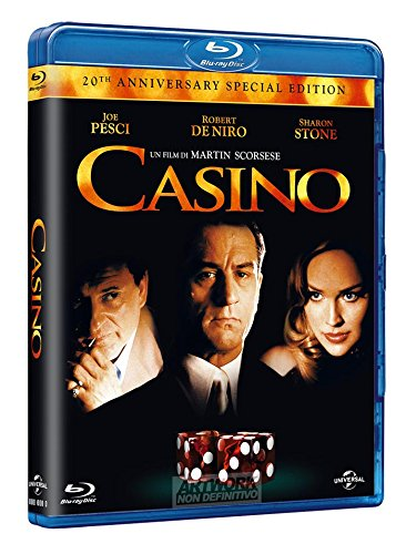 Casino' [Blu-ray] [IT Import]