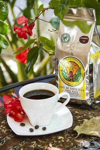 Doka Peaberry Ground Costa Rica Coffee 350Gr | 12Oz