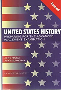 "Cover of ""United States History: Preparin..."