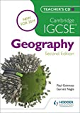 Paul Guinness Cambridge IGCSE Geography Teacher's CD