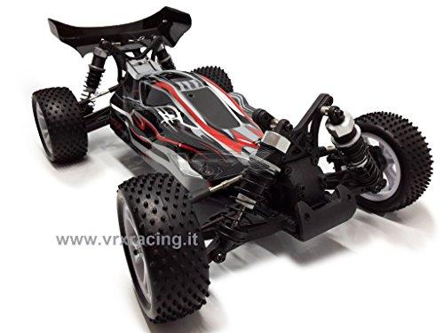 SPIRIT EBD Buggy elettrico RC-550 Turbo speed Radio 2.4ghz 1:10 RTR 4WD