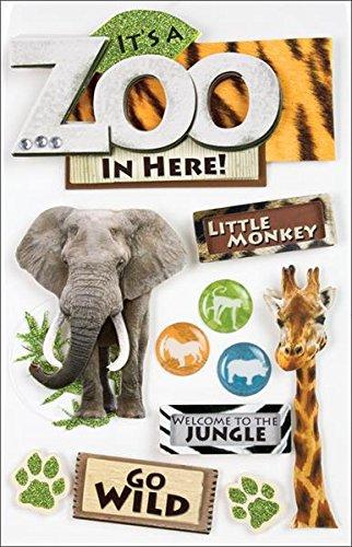 Luvs Zoo Babies front-634239
