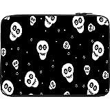 Snoogg Skull Pattern 2437 12 To 12.6 Inch Laptop Netbook Notebook Slipcase Sleeve