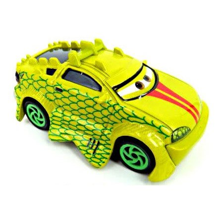 Disney Cars Komodo Exclusive 1:55 Diecast Car
