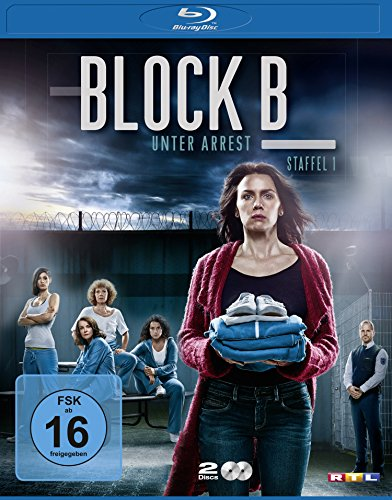Block B - Unter Arrest - Staffel 1 [Blu-ray]