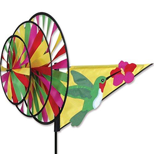 TRIPLE SPINNER - HUMMINGBIRD