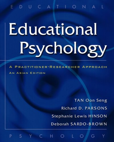 Education Psychology: A Practitioner-Research Approach