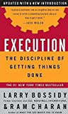 Execution (0609610570) by Larry Bossidy