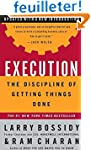 Execution: The Discipline of Getting...