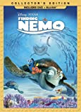 Finding Nemo (Three-Disc Collectors Edition: Blu-ray/DVD in DVD Packaging)