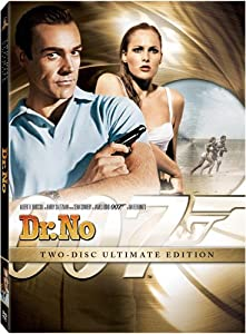 "This James Bond movie, ""Dr. No"" stars Sean Connery as Agent 007."